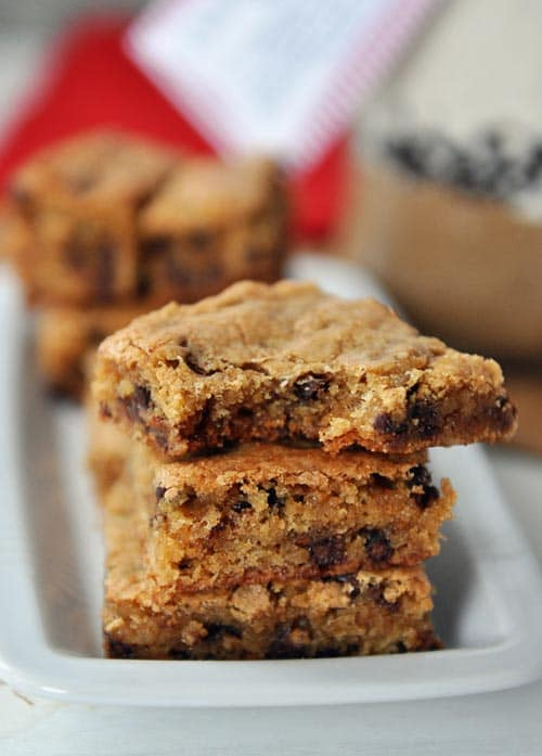 Chocolate Toffee Blondie Mix