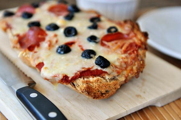 French Bread Pizza Perfected