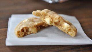 Perfect White Chocolate Macadamia Nut Cookies