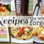 Recipes the World Forgot {Part 8}