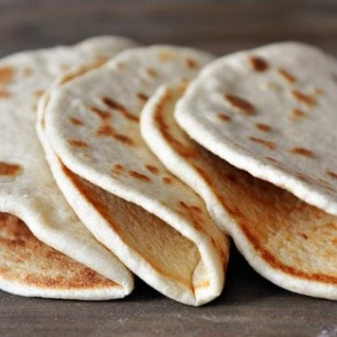 Homemade Flatbread Recipe Mel S Kitchen Cafe