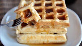 Overnight Raised Waffles