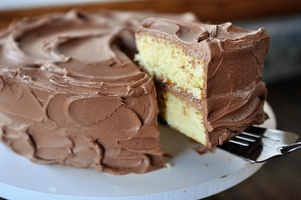 Perfect Yellow Cake