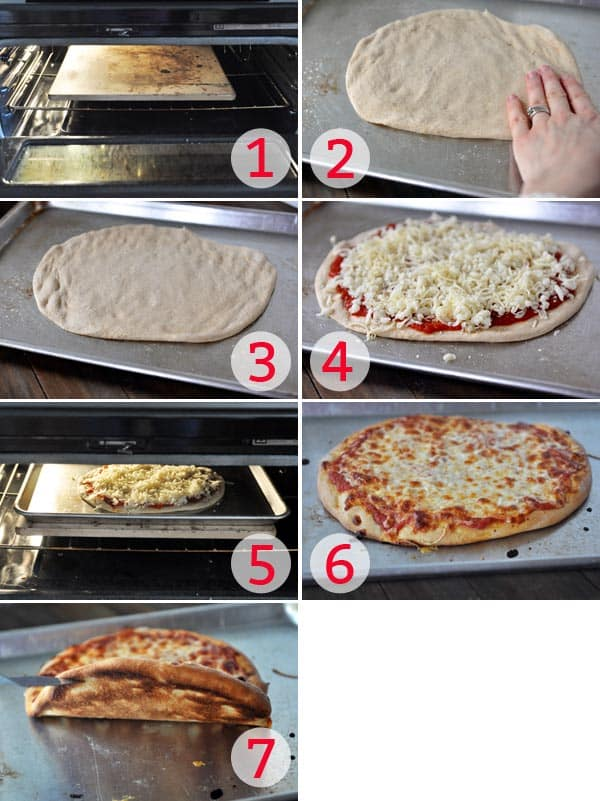 How to Bake Perfect Pizza