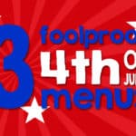 4th of July Menus! {THREE Fabulous Menus with Make-Ahead Instructions}