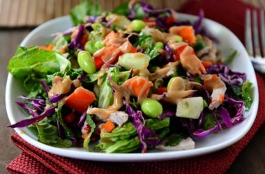 Chopped Thai Crunch Salad