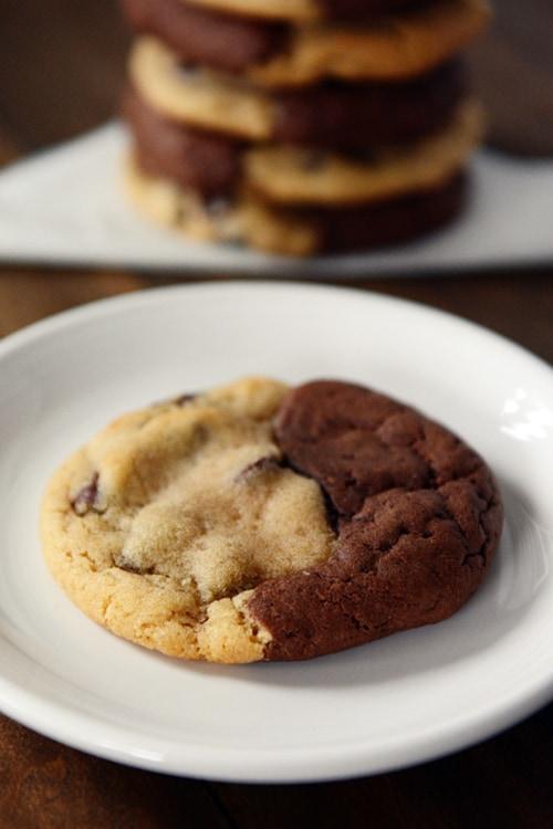 Brookies (Brownie + Cookie)
