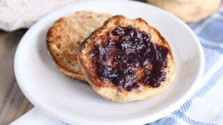 Easy Homemade English Muffins