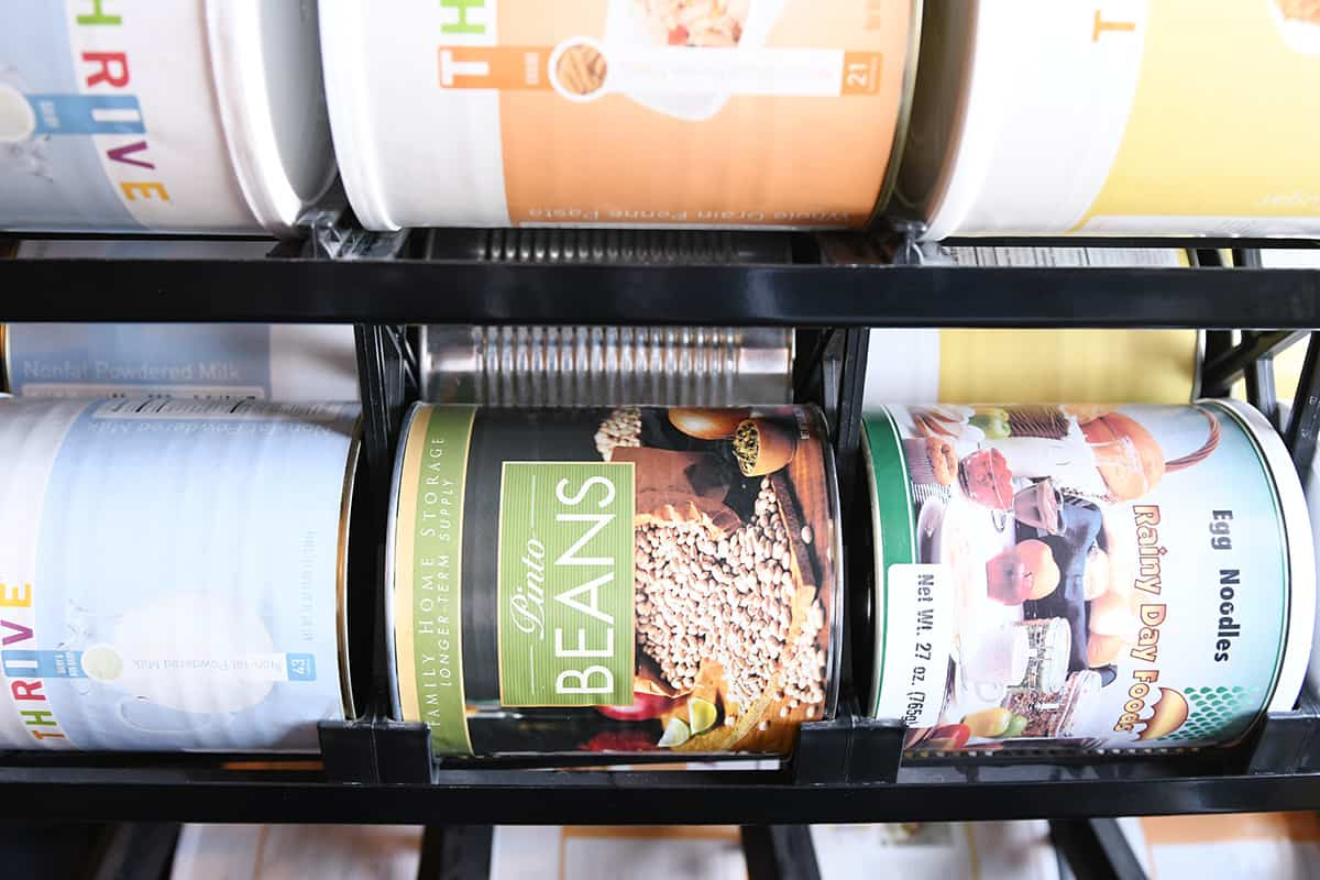 Photo of Easy Food Storage Plan | Long Term and Short Term | Mel's Kitchen Cafe
