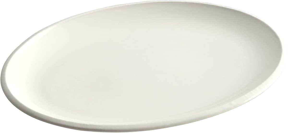 Small White Platter