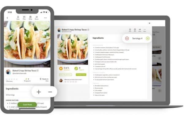 Mel's Kitchen Cafe Prepear Menu Plans