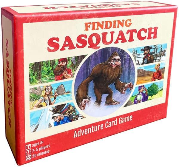 finding sasquatch game