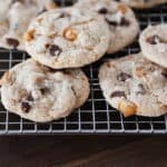 Soft and Chewy 7-Layer Cookies {Not Bars…Cookies!}