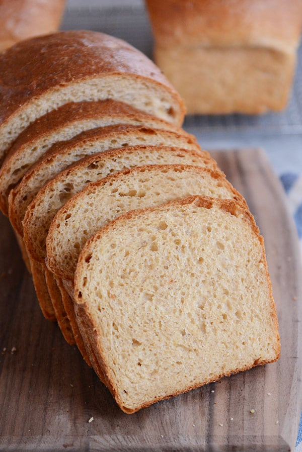 Whole Wheat Quinoa Bread