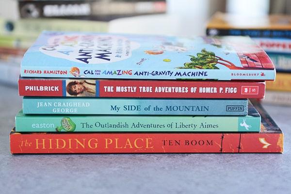 Summer Book List for Kids