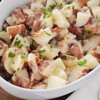 The Best German Potato Salad
