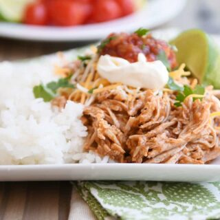 Instant Pot Mexican Pork {Slow Cooker Directions}