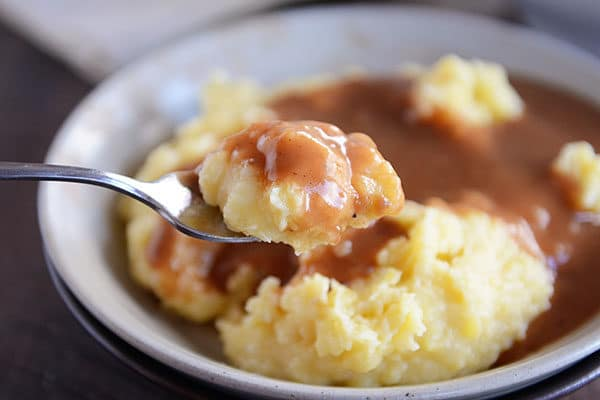 Life Changing Instant Pot Mashed Potatoes