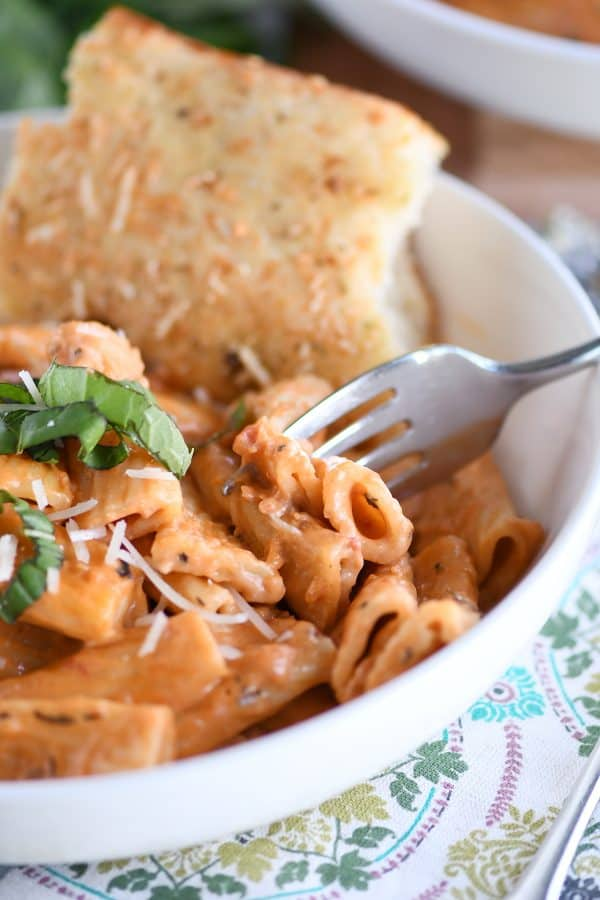 Amazing Instant Pot Creamy Baked Ziti Mel S Kitchen Cafe