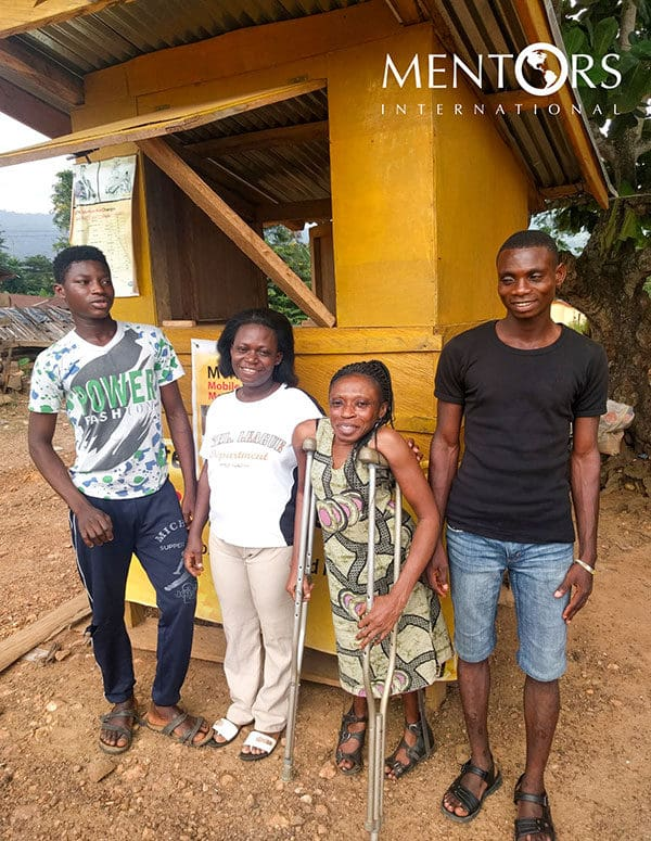 Update on Mentor's Ghana
