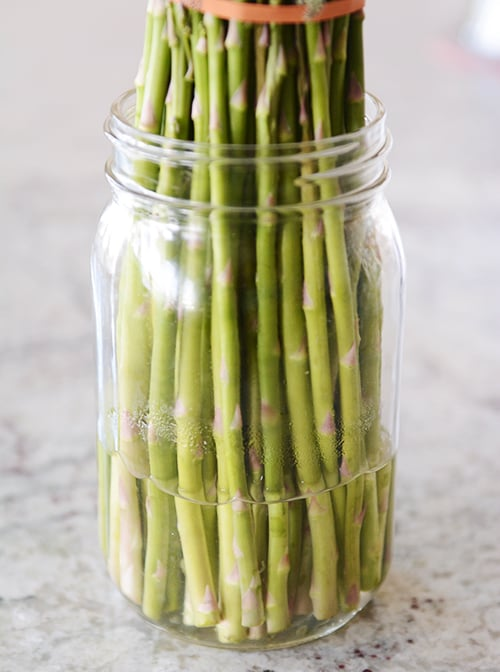 Kitchen Tip: Keep Asparagus Fresh Longer