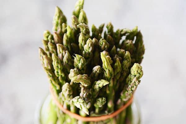 Kitchen Tip: Keep Asparagus Fresh Longer