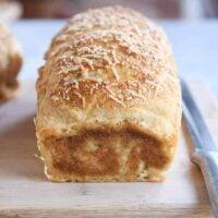 Amazing Bagel Bread