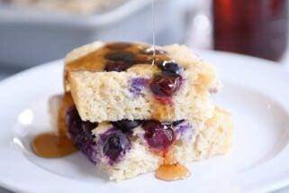 Fluffy Baked Pancakes