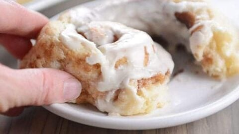 Biscuit Cinnamon Rolls No Rising Mel S Kitchen Cafe