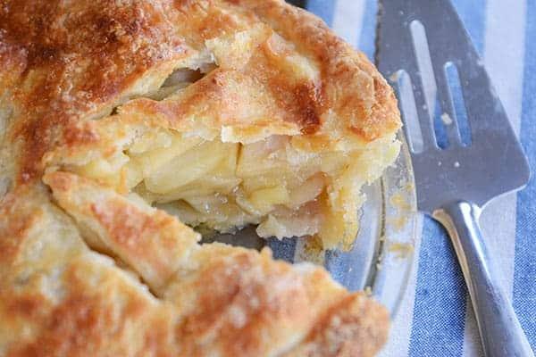 best apple pie recipe blue ribbon apple pie mels kitchen cafe - Americas Test Kitchen Apple Pie
