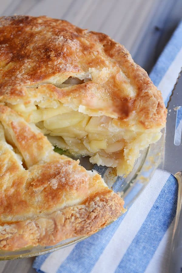 Best Apple Pie Recipe | Blue Ribbon Apple Pie