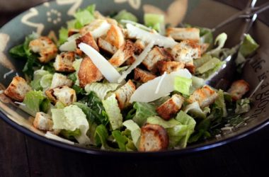 Delicious Caesar Salad