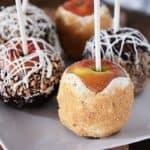 Perfect Gourmet Caramel Apples