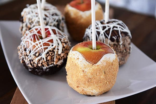 Perfect Gourmet Caramel Apples