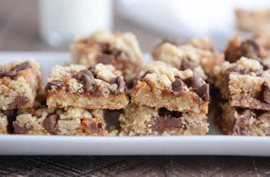 Caramel Cookie Bars
