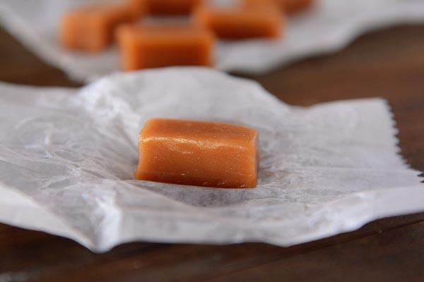 Foolproof Caramels Recipe