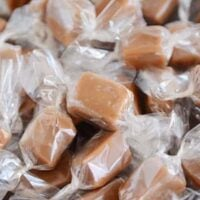 Perfect Vanilla {Bean} Caramels