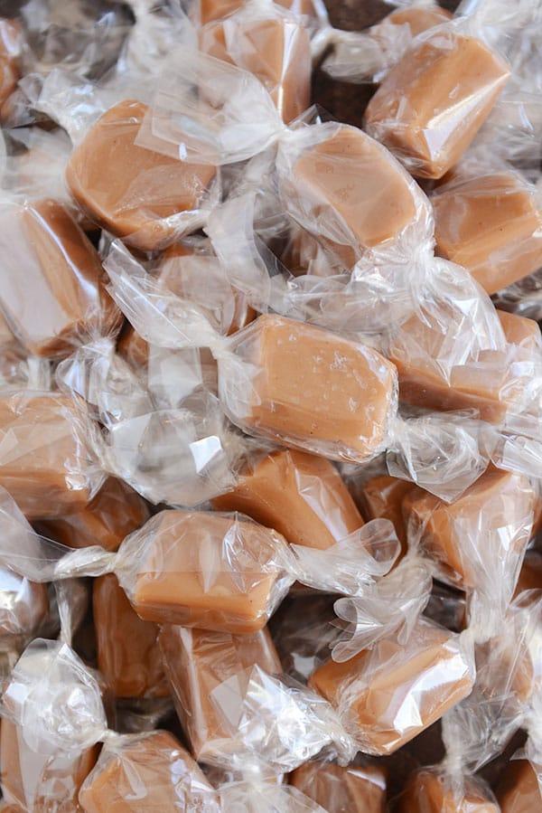 Step-by-Step Perfect Vanilla Bean Caramels
