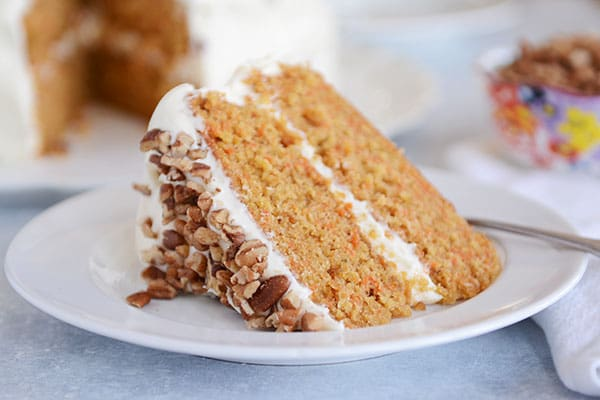 Best Carrot Cake Recipe Ever | Mel\'s Kitchen Cafe