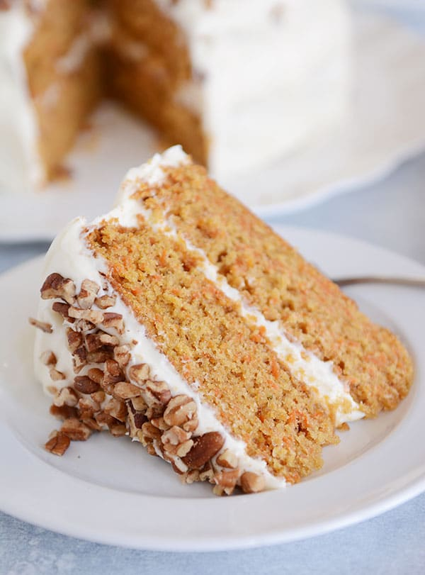 Best Carrot Cake Recipe Ever Mels Kitchen Cafe