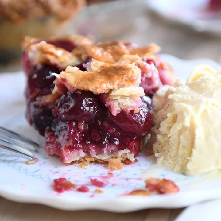 My Favorite Cherry Pie in the History of Ever