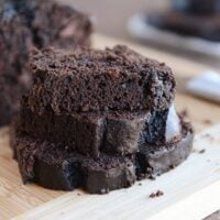Double Chocolate Quick Bread