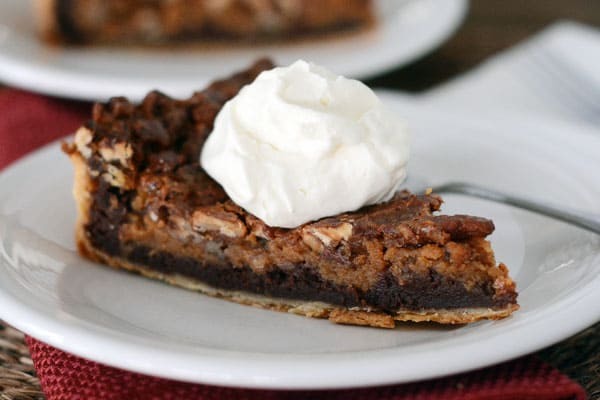Chocolate Caramel Pecan Pie | Mel's Kitchen Cafe
