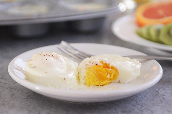 Christmas Baked Eggs + Our Holiday Menu(s)