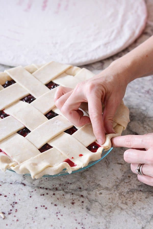 How to Make Homemade Pie   All About Double Crust Pies