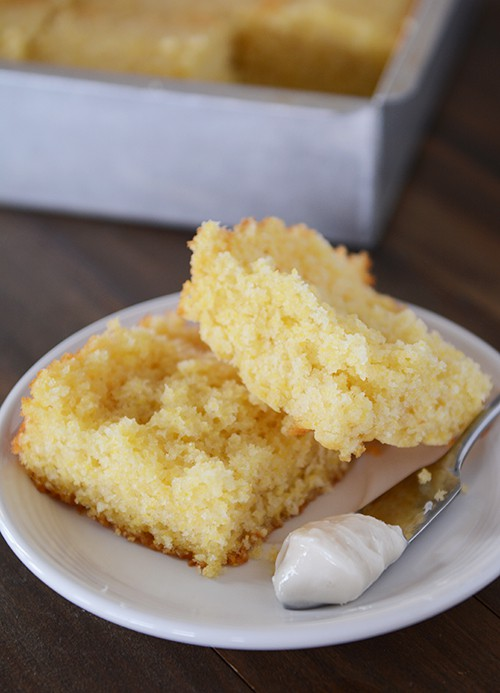 The Best Cornbread on the Planet