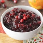 5-Minute Cranberry Sauce