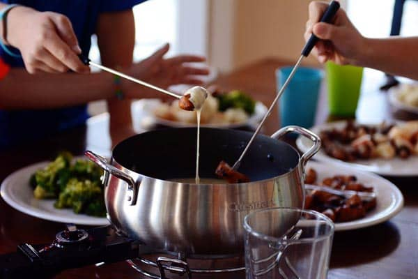 Favorite Fondue Recipe