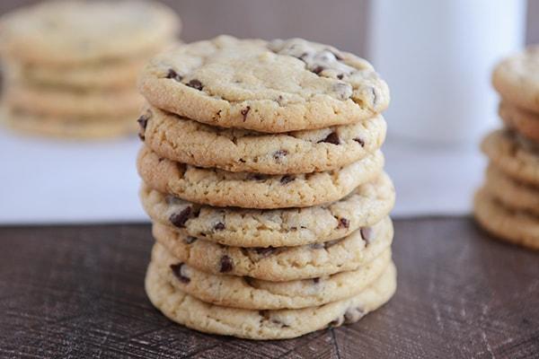 Doubletree Hotel Copycat Chocolate Chip Cookies