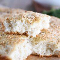 Super Easy Focaccia Bread